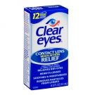 Clear eyes Contact Lens Relief Soothing Eye Drops - 0.5 fl oz