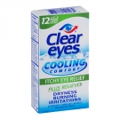 Clear eyes Cooling Comfort Eye Drops - 0.5 fl oz