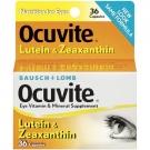 Ocuvite Lutein Eye Vitamin & Mineral Supplement Capsules - 36ct