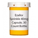 Ezallor Sprinkle 40mg Capsule, 30 Count Bottle
