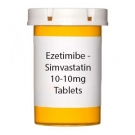 Ezetimibe - Simvastatin 10-10mg Tablets