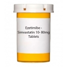 Ezetimibe - Simvastatin 10- 80mg Tablets