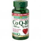 Nature's Bounty Extra Strength CoQ-10 200mg Rapid Release Softgels 45ct