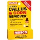 Mosco Liquid Callus & Corn Remover, Maximum Strength, 0.3 oz