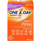 One-A-Day Women's Petites Complete Multivitamin, 160ct