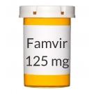 Famvir 125mg Tablets