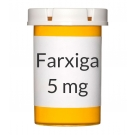 Farxiga 5 mg Tablets, 30 Count Bottle