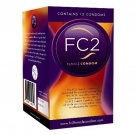 FC2 Female Condom - 12ct