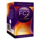 FC2 Female Condom - 12ct