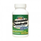 21St Century Glucosamine Chondroitin Advanced With Msm - 120 Tablets