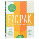 EZC Active Pak Immune Support, Echinacea, Zinc and Vitamin C, 10 ct