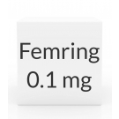 Femring 0.1mg/24HR Vaginal Ring - 1ct