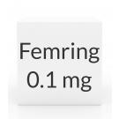 Femring 0.1mg Vaginal Ring