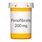 Fenofibrate 200mg Capsules