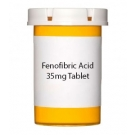 Fenofibric Acid 35mg Tablet