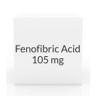 Fenofibric Acid 105mg Tablet