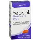 Feosol Bifera HIP & PIC Iron Complete Caplet - 30ct