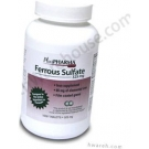 Ferrous Sulfate (325mg) - 1000 Tablets