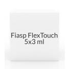 Fiasp FlexTouch 100U/ml Insulin Pens- 5x3ml