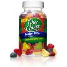Fiber Choice Natural Fiber Fruity Gummies, Assorted- 90ct