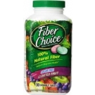 Fiber Choice Fiber Supplement, Sugar Free Chewable Tablets- 90ct