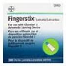 Fingerstix Lancets 25G- 200ct