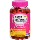 First Response PreNatal & PostNatal Energy Metabolism Support Orange Punch Gummy - 90ct