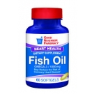 GNP Fish Oil, 1000mg Softgels- 60ct