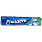 Fixodent Control Denture Adhesive Cream Plus Scope Flavor 2oz