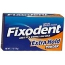 Fixodent Extra-Hold Original Powder 2.7oz