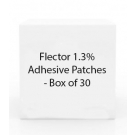 Flector 1.3% Adhesive Patches - Box of 30