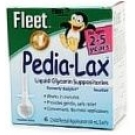 Fleet Pedia-Lax Liquid Glycerin Suppositories 6ct