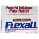 Flexall Vitamin E Enriched Original Gel 4oz