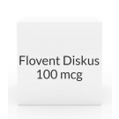 Flovent Diskus 100mcg Inhaler - 28 Metered Doses