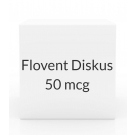 Flovent Diskus 50mcg Inhaler - 60 Metered Doses