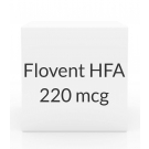 Flovent HFA 220mcg Inhaler - 120 Metered Doses