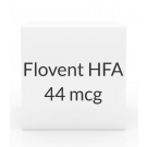 Flovent HFA 44mcg Inhaler - 120 Metered Doses