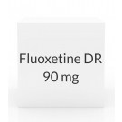 Fluoxetine DR 90 mg Capsules  - 4 Capsule Pack