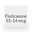 Fluticasone-Salmeterol 55-14mcg Inhaler (Generic AirDuo) 60 Doses - 0.45g