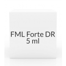 FML Forte DR 0.25% Eye Drops- 5ml