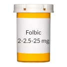Folbic 2-2.5-25mg Tablets
