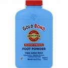 Gold Bond Foot Powder Medicated Maximum Strength 4oz