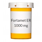 Fortamet ER 1000mg Tablets