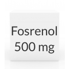 Fosrenol 500mg Chew Tablets