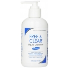 Free & Clear Liquid Cleanser for Sensitive Skin - 8oz
