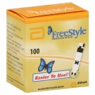 FreeStyle Diabetic Test Strips - 100 Strips (Retail)