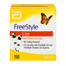 FreeStyle Lite Diabetic Test Strips - 100 Strips