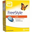FreeStyle Lite Diabetes Blood Glucose Monitoring System