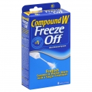 Compound W Freeze Off Wart Removal System- 8 Uses