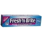 Fresh 'N Brite Denture Toothpaste - 3.8 oz Tube
